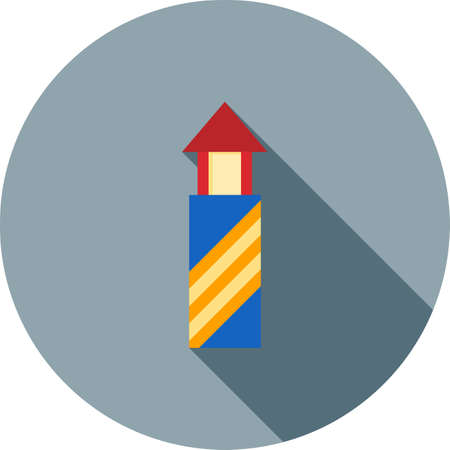 coastline: Lighthouse, light, beacon icon vector image. Illustration