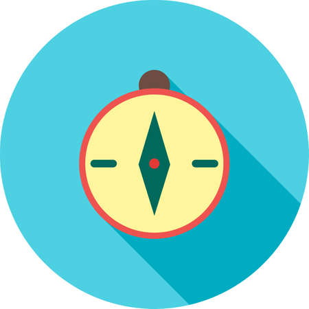 geometry: Compass, object, geometry icon image.