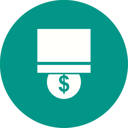 savings account: Coin, bank, savings icon vector image.Can also be used for business management. Suitable for web apps, mobile apps and print media.