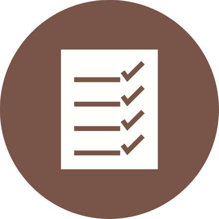 Fait, timbre, la reconnaissance icône vecteur image.Can également être utilisé pour la conception matérielle. Convient pour les applications mobiles, les applications Web et les médias imprimés. Vecteurs