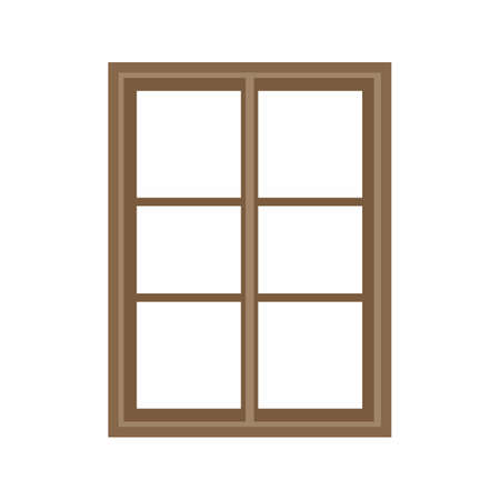 window view: Window, room, interior icon vector image.Can also be used for building and landmarks . Suitable for mobile apps, web apps and print media.