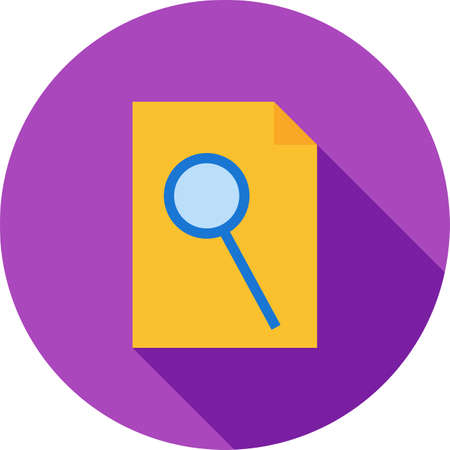 optimism: Search, find, page icon vector image.Can also be used for material design. Suitable for mobile apps, web apps and print media.