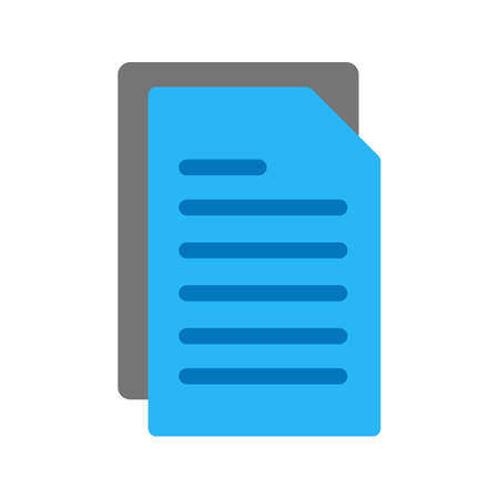 signing papers: Contract, signing, document icon vector image. Can also be used for IT and communication. Suitable for use on web apps, mobile apps and print media.