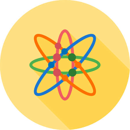 enviroment: Science, dna, nature icon vector image.Can also be used for ecology. Suitable for mobile apps, web apps and print media.