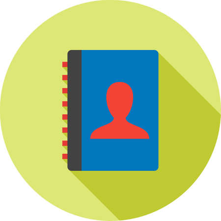 authorship: Authorship, business, view icon vector image. Can also be used for seo and development services. Suitable for use on web apps, mobile apps and print media.