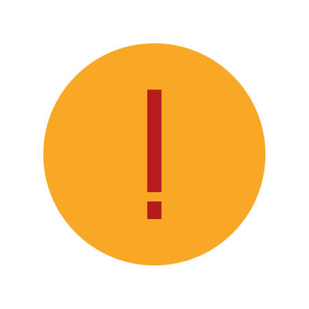 errors: Sign, error, warning icon vector image.Can also be used for material design. Suitable for mobile apps, web apps and print media.