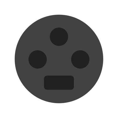 Video, usb, connect icon vector image. Can also be used for material design. Suitable for use on web apps, mobile apps and print media
