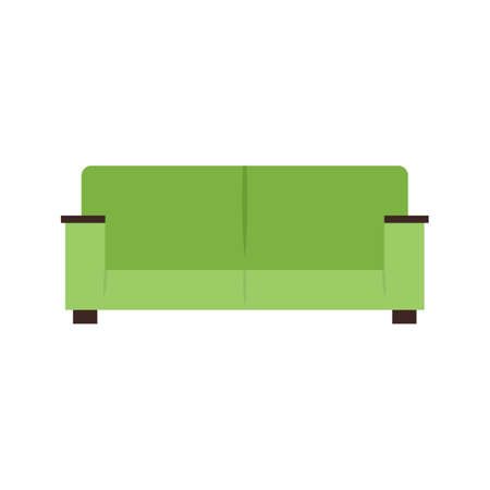 hotel hall: Chair, interior, seats icon vector image. Can also be used for hotel and restaurant. Suitable for use on web apps, mobile apps and print media. Illustration
