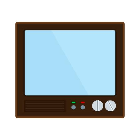 tv unit: Tv, screen, cabinet icon vector image.Can also be used for hotel and restaurant. Suitable for mobile apps, web apps and print media.