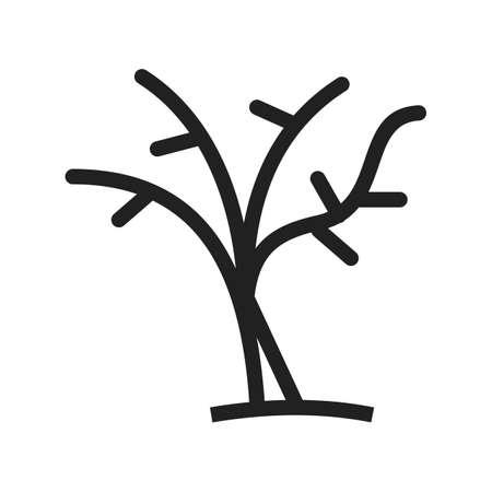 Baum, Winter, Blatt-Symbol Vektor image.Can auch für den Winter genutzt werden. Geeignet für mobile Anwendungen, Web-Anwendungen und Printmedien.