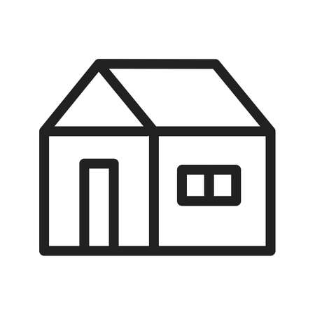 snow house: Snow, house, winter icon vector image. Can also be used for games & entertainment . Suitable for web apps, mobile apps and print media.
