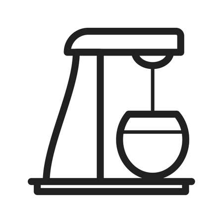 cake mixer: Mixer, bakery, dough icon vector image. Can also be used for bakery. Suitable for use on web apps, mobile apps and print media. Illustration