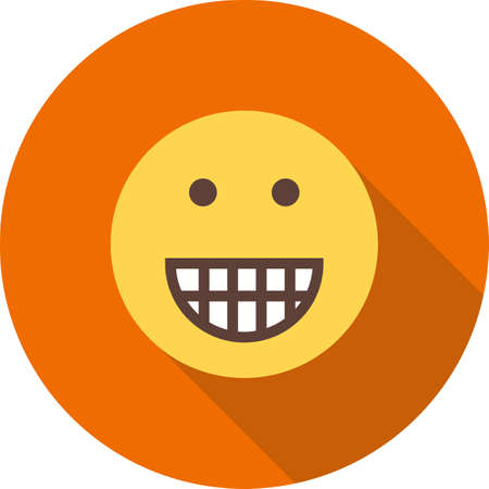 drag: Big, drag, fat icon vector image. Can also be used for emotions and halloween. Suitable for mobile apps, web apps and print media.