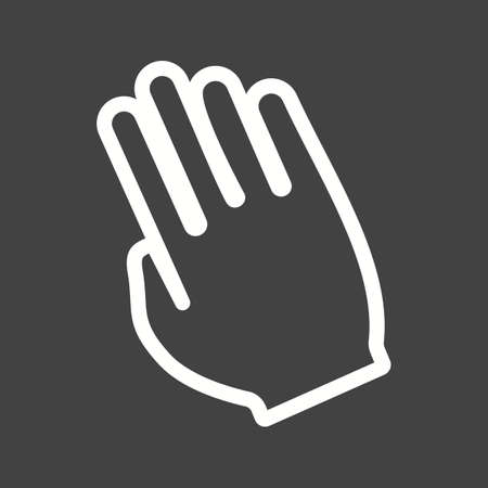 hand touch: Phone, hand, mobile icon vector image.Can also be used for user touch gestures. Suitable for mobile apps, web apps and print media. Illustration