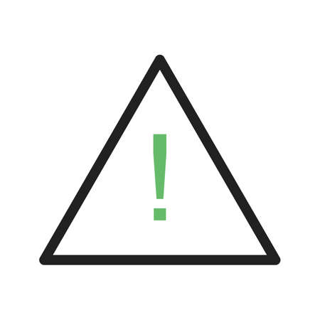 be alert: Warning, sign, alert icon vector image.Can also be used for security. Suitable for mobile apps, web apps and print media. Illustration