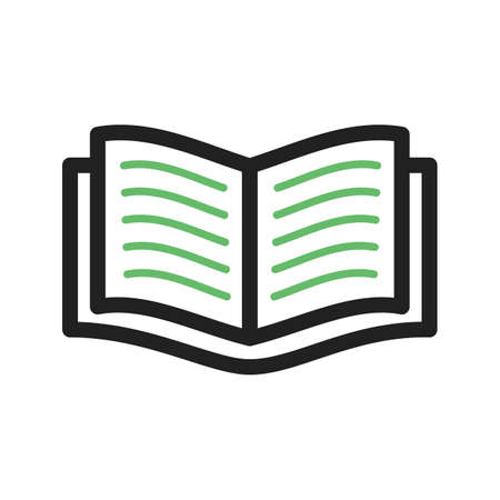 schooling: Books, school, study icon vector image. Can also be used for schooling. Suitable for use on web apps, mobile apps and print media.