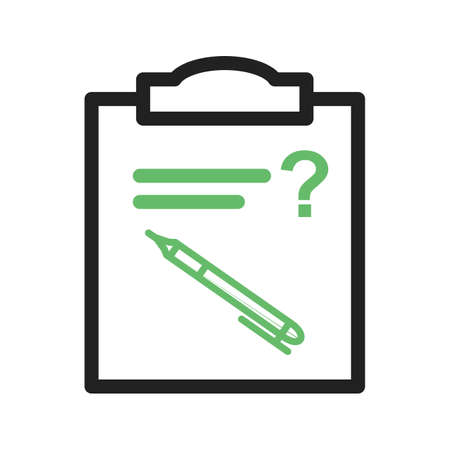 Question, problem, mark icon vector image. Can also be used for schooling. Suitable for use on web apps, mobile apps and print media. Illustration