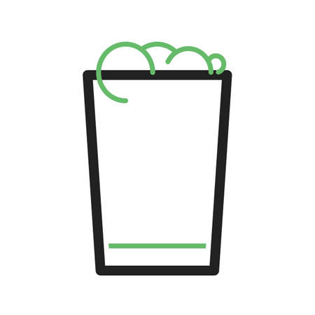 whisky bottle: Alcoholic, drinks, liquor icon vector image.Can also be used for hipster. Suitable for mobile apps, web apps and print media.