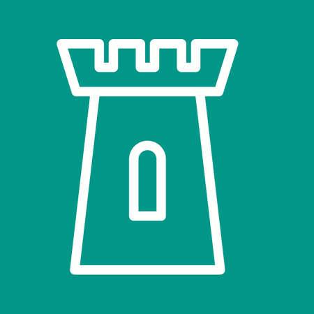 brincolin: Castillo, hinchable, saltando icono vector tambi�n image.Can ser usado para juegos y entretenimiento. Adecuado para aplicaciones m�viles, aplicaciones web y medios impresos.
