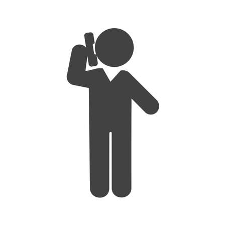 associates: Call, center, customer icon vector image. Can also be used for humans. Suitable for use on web apps, mobile apps and print media.