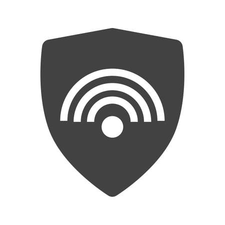hub computer: Router, wifi, password icon vector image.Can also be used for security. Suitable for mobile apps, web apps and print media.