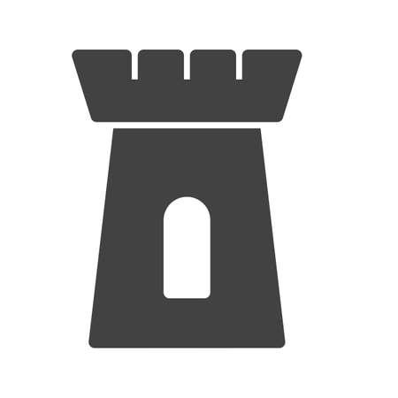 brincolin: Castillo, hinchable, saltando icono vector también image.Can ser usado para juegos y entretenimiento. Adecuado para aplicaciones móviles, aplicaciones web y medios impresos.