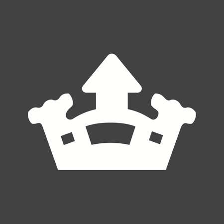 brincolin: Castillo, imagen vectorial hinchable, parque icono. También se puede utilizar para la diversión al aire libre. Adecuado para su uso en aplicaciones web, aplicaciones móviles y material de impresión. Foto de archivo