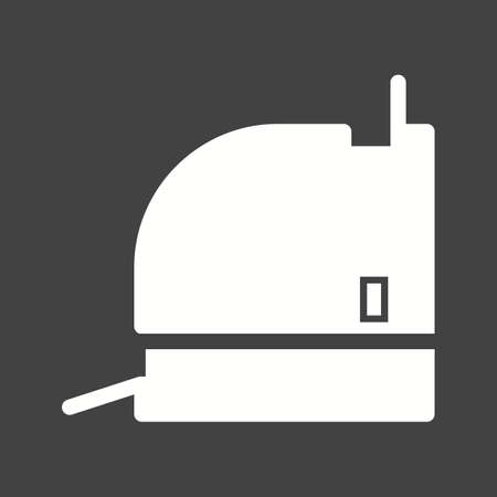 office paper: Printer, office, paper icon vector image.