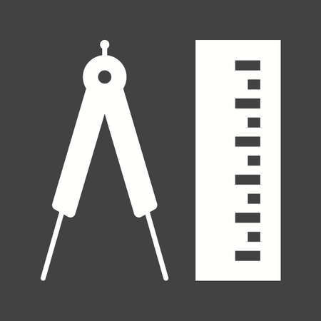centimeters: Tape, measure, meters icon vector image. Can also be used for tools. Suitable for use on web apps, mobile apps and print media. Illustration