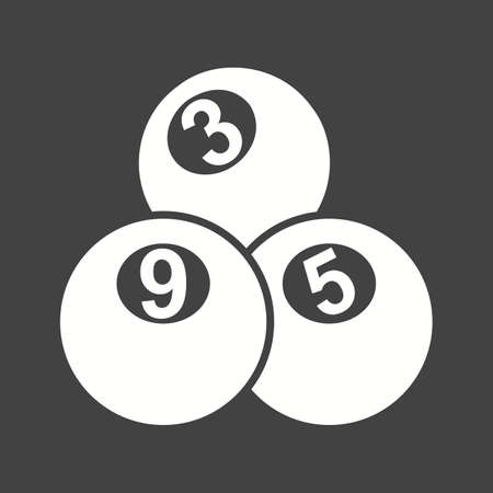 snooker table: Snooker, table, balls icon vector image. Can also be used for games & entertainment. Suitable for web apps, mobile apps and print media. Illustration