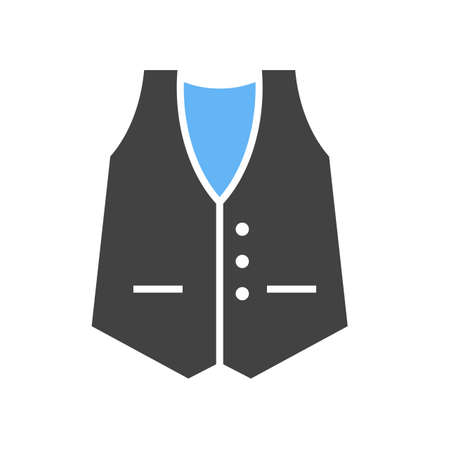 leather coat: Leather, jacket, fashion icon vector image.Can also be used for hipster. Suitable for mobile apps, web apps and print media.
