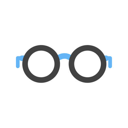 glasses eye: Glasses, eye, frame icon vector image.Can also be used for hipster. Suitable for mobile apps, web apps and print media.