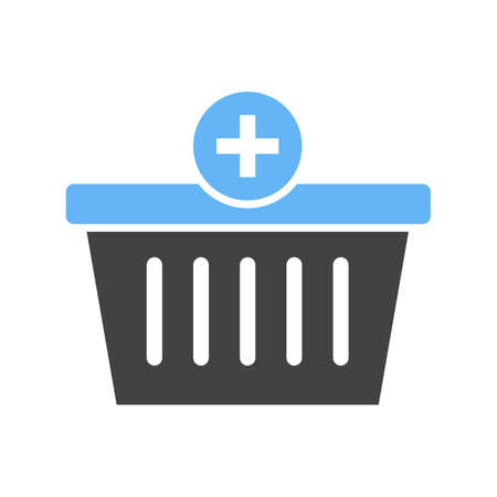 purchase icon: Basket, buy, purchase icon vector image.Can also be used for marketing. Suitable for mobile apps, web apps and print media. Illustration