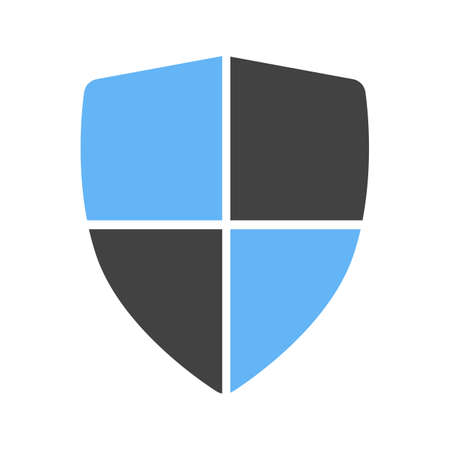 parameters: Shield, parameters, sign icon vector image.Can also be used for security. Suitable for web apps, mobile apps and print media. Illustration