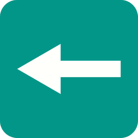 sharp curve: Road, left, sign icon vector image. Can also be used for maps navigation. Suitable for mobile apps, web apps and print media.