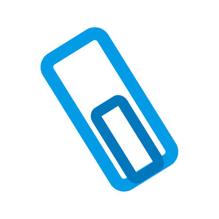 Attach, file, text icon vector image.Can also be used for text editing. Suitable for mobile apps, web apps and print media.