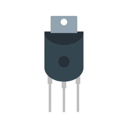 input device: Circuit, component, electricity icon vector image. Can also be used for electric circuits. Suitable for use on web apps, mobile apps and print media.