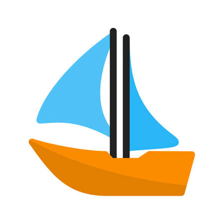 caribbean cruise: Cruise, ship, beautiful icon vector image. Can also be used for sea. Suitable for use on web apps, mobile apps and print media.