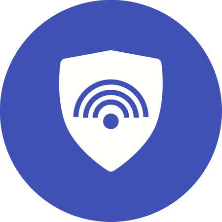 ethernet: Router, wifi, password icon vector image.Can also be used for security. Suitable for mobile apps, web apps and print media.