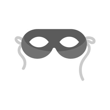 carnaval: Mask, face, funny icon vector image. Can also be used for outdoor fun. Suitable for use on web apps, mobile apps and print media