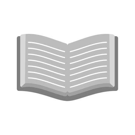 study icon: Books, school, study icon vector image. Illustration