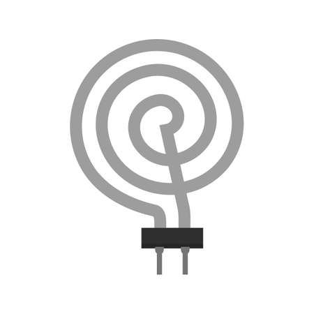 Heating Element Electric Icon Vector Image Can Also Be Used