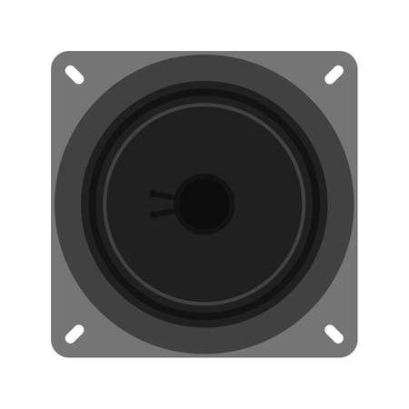 loud speaker: Megaphone, speaker, loud icon vector image.