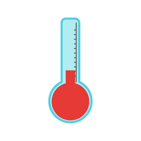 low scale: Winter, low, temperature icon vector image. Can also be used for winter. Suitable for use on web apps, mobile apps and print media.