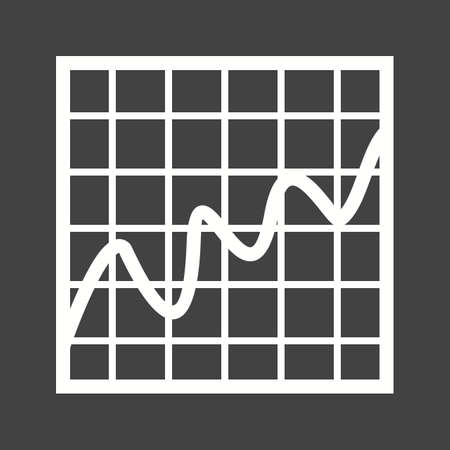 standard deviation: Curve, bell, distribution icon vector image. Can also be used for infographics. Suitable for use on web apps, mobile apps and print media.