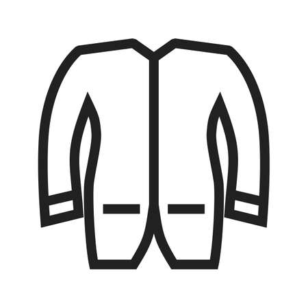 Men s Jacket Illustration