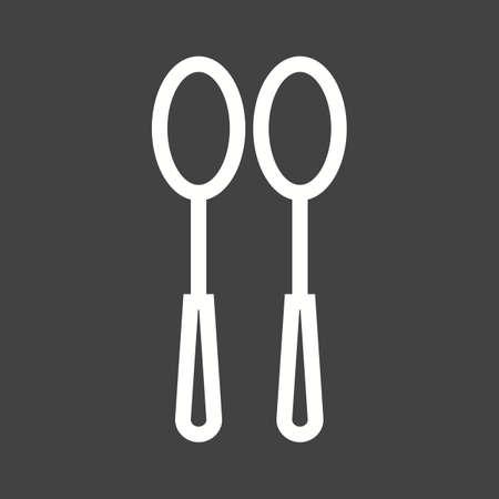 Pair of Spoons