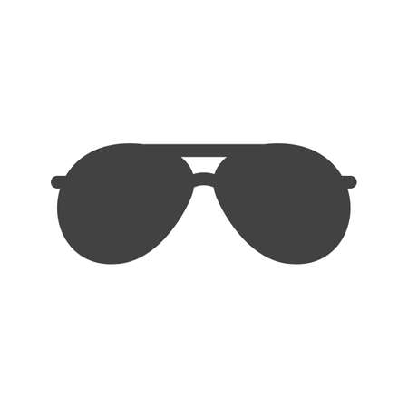 Glasses, vintage, round icon vector image. Can also be used for Mens Accessories. Suitable for mobile apps, web apps and print media.