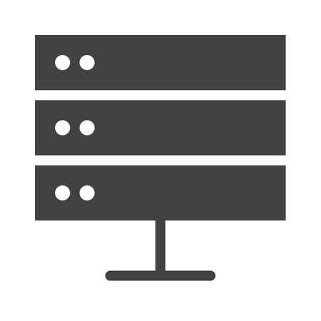 Données, serveur, fichier Banque d'images - 91178170