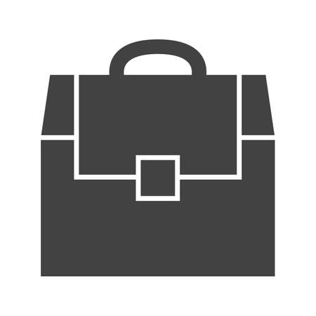 Tool, box, container icon vector image. Can also be used for Hand Tools. Suitable for use on web apps, mobile apps and print media. Ilustração